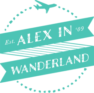 Alex in wanderland
