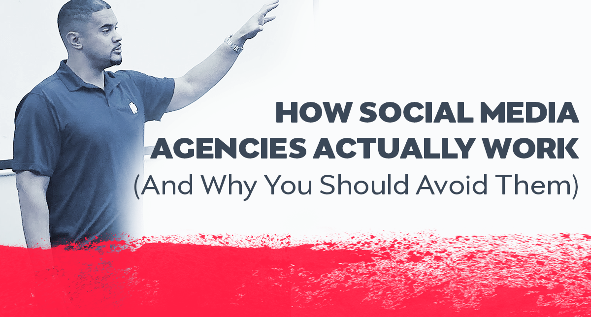 How Social Media Agencies Actually Work (And Why You Should Avoid Them)